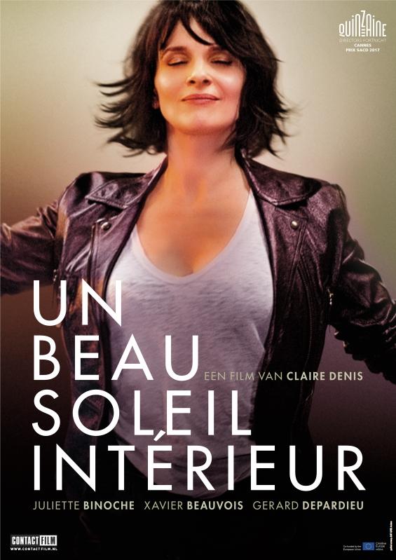 Un beau soleil intérieur poster, copyright in handen van productiestudio en/of distributeur