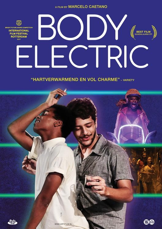 Body Electric poster, © 2017 Arti Film