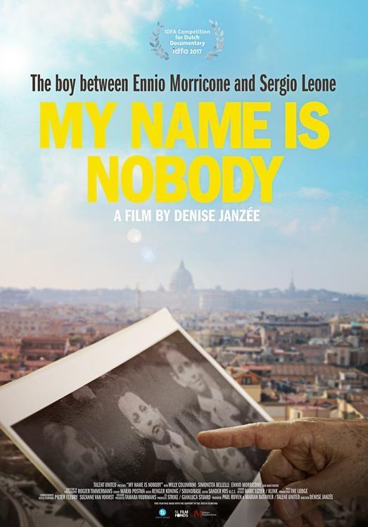 My Name is Nobody (2017) poster, © 2017 Cinema Delicatessen
