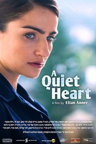 A Quiet Heart poster, copyright in handen van productiestudio en/of distributeur