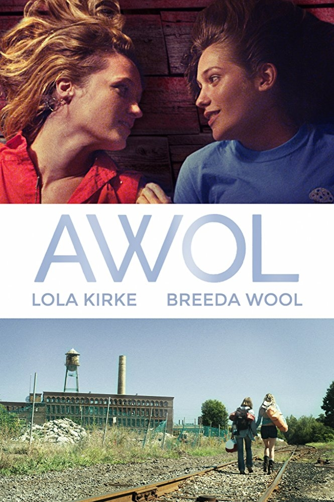 AWOL poster, copyright in handen van productiestudio en/of distributeur