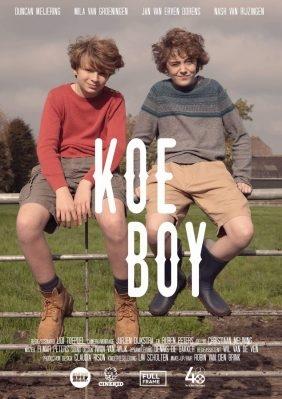 Koeboy poster, copyright in handen van productiestudio en/of distributeur