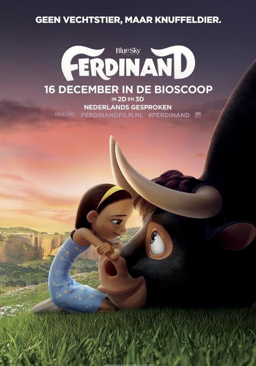 Ferdinand poster, © 2017 20th Century Fox