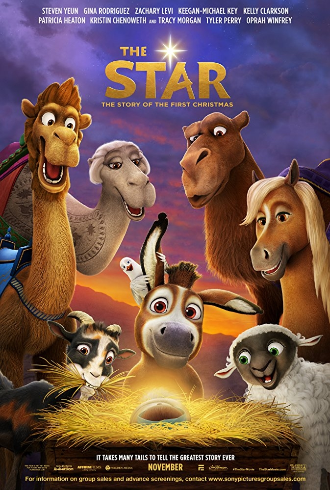 The Star poster, © 2017 Universal Pictures International
