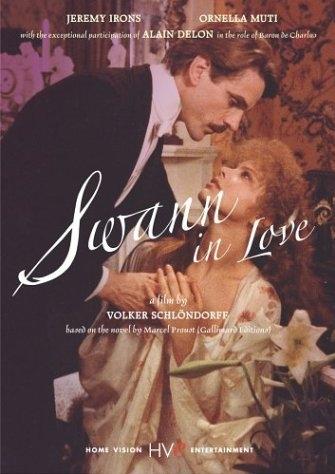 Un amour de Swann poster, copyright in handen van productiestudio en/of distributeur