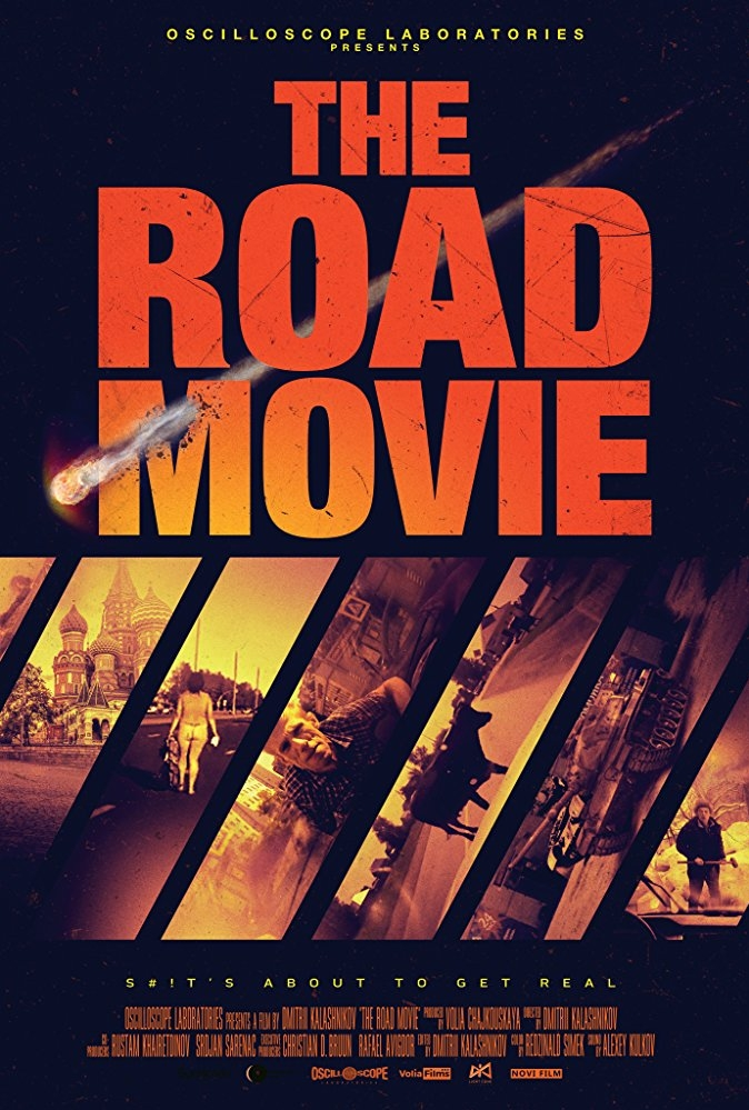The Road Movie poster, copyright in handen van productiestudio en/of distributeur