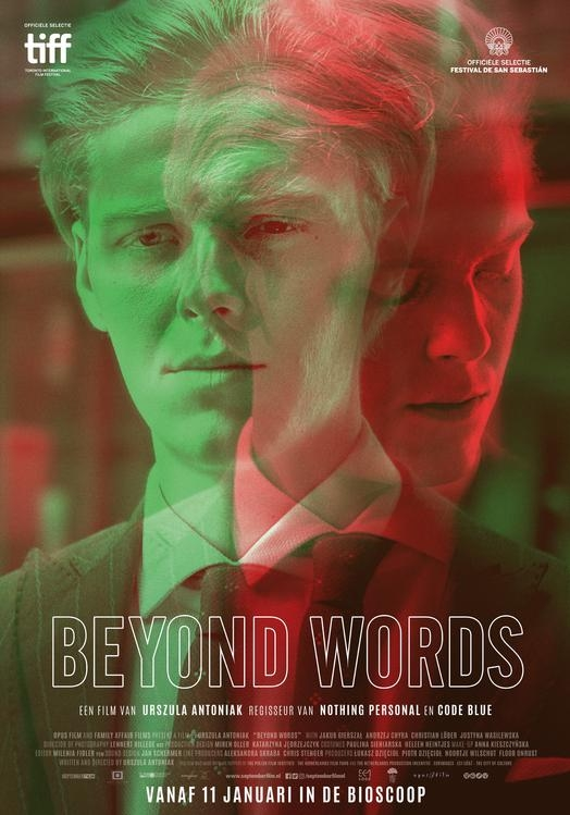 Beyond Words poster, © 2017 September
