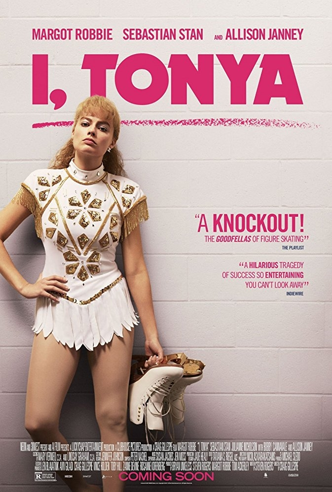 I, Tonya poster, © 2017 The Searchers