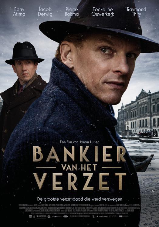 Bankier van het Verzet poster, © 2018 Dutch FilmWorks