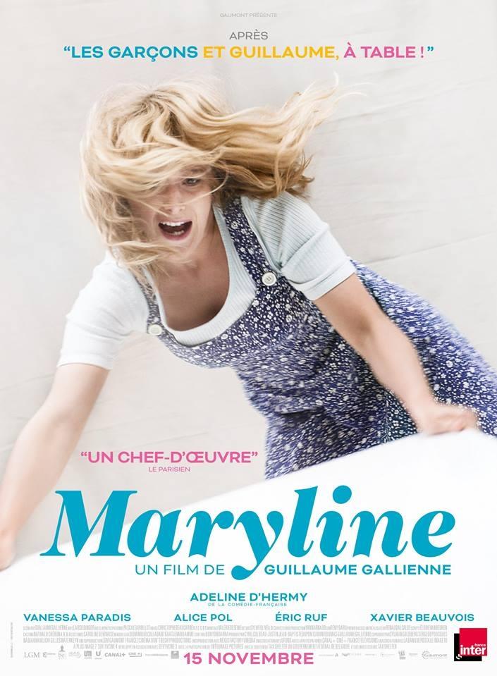 Maryline poster, copyright in handen van productiestudio en/of distributeur