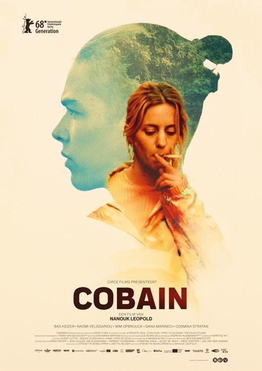 Cobain poster, © 2017 Cinemien