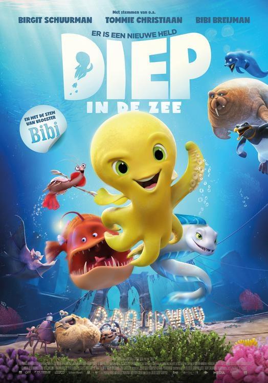 Deep poster, © 2017 Dutch FilmWorks