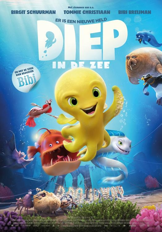 Deep poster, © 2017 Dutch FilmWorks