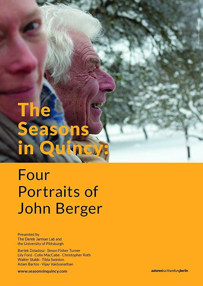 The Seasons in Quincy: Four Portraits of John Berger poster, copyright in handen van productiestudio en/of distributeur