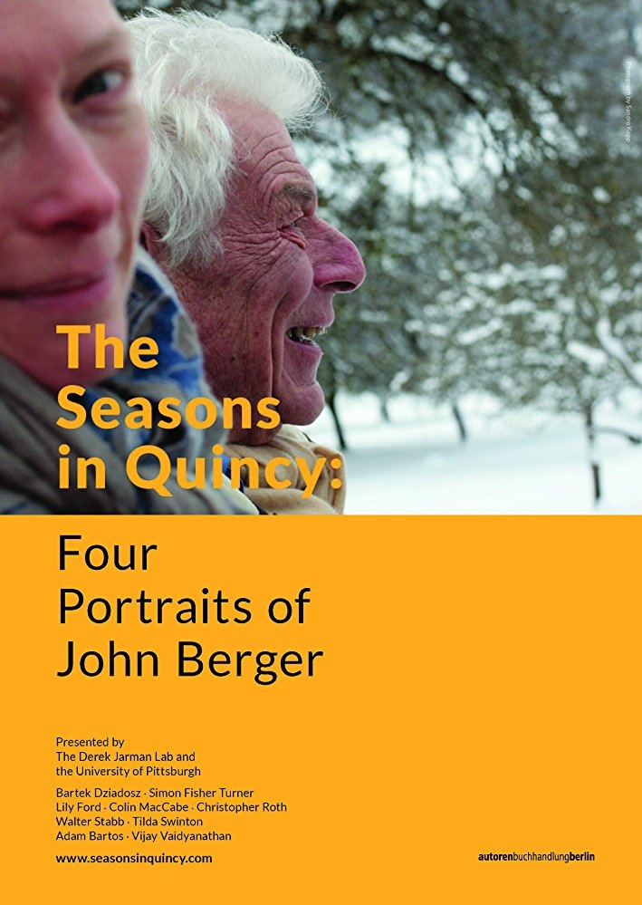 The Seasons in Quincy: Four Portraits of John Berger poster, copyright in handen van productiestudio en/of distributeur