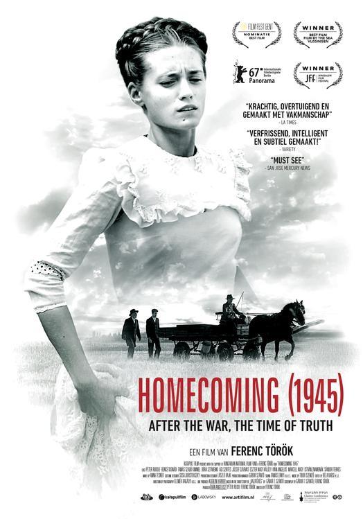 Homecoming (1945) poster, © 2017 Arti Film