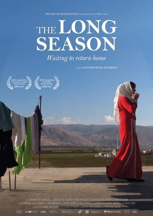 The Long Season poster, © 2017 Cinema Delicatessen