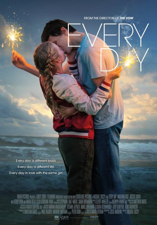 Every Day poster, © 2018 Dutch FilmWorks
