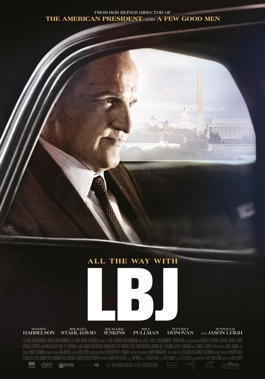 LBJ poster, © 2016 Dutch FilmWorks