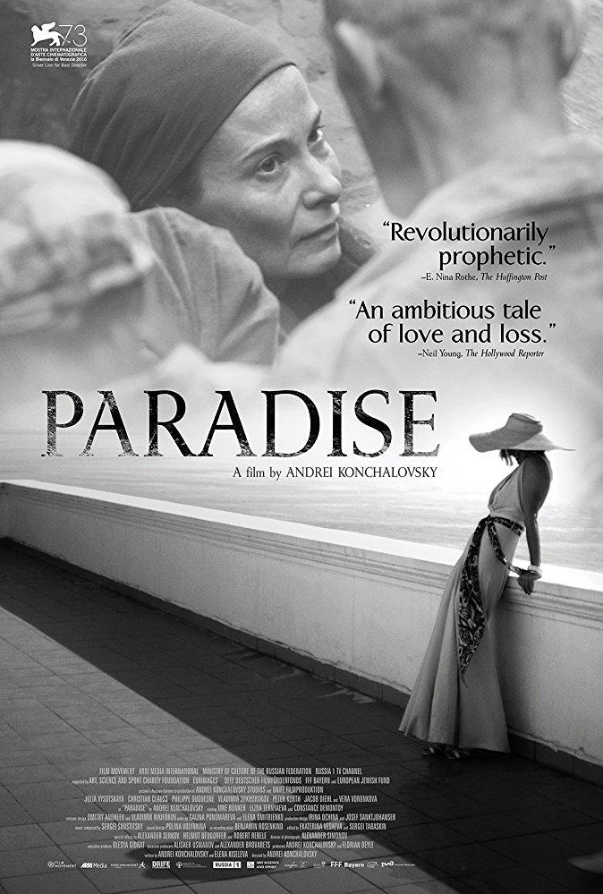 Paradise poster, copyright in handen van productiestudio en/of distributeur