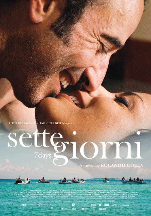 7 Giorni poster, © 2016 Just Film Distribution