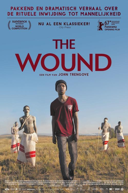 The Wound poster, © 2017 Arti Film