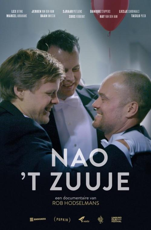 Nao 't Zuuje poster, copyright in handen van productiestudio en/of distributeur