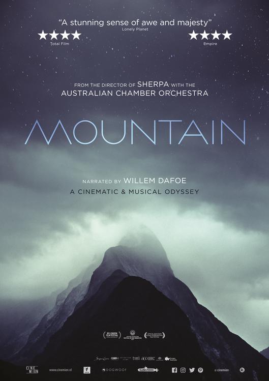 Mountain poster, © 2017 Cinemien