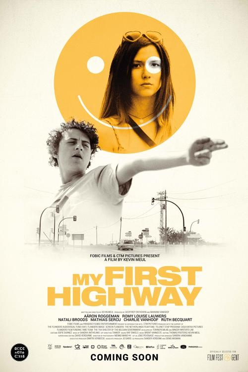 My First Highway poster, © 2016 Paradiso