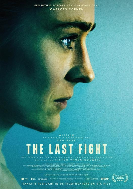The Last Fight poster, © 2018 Cinema Delicatessen