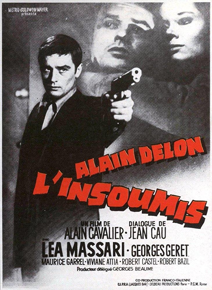 The Unvanquished poster, copyright in handen van productiestudio en/of distributeur