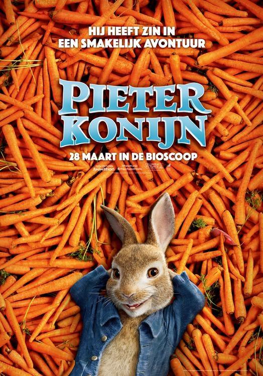 Peter Rabbit poster, © 2018 Universal Pictures International