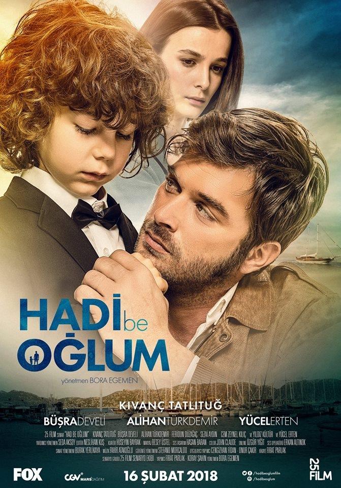 Hadi Be Oglum poster, copyright in handen van productiestudio en/of distributeur