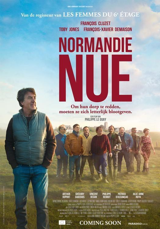 Normandie nue poster, © 2018 Paradiso