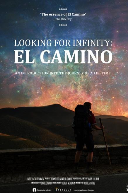 Looking for Infinity: El Camino poster, copyright in handen van productiestudio en/of distributeur