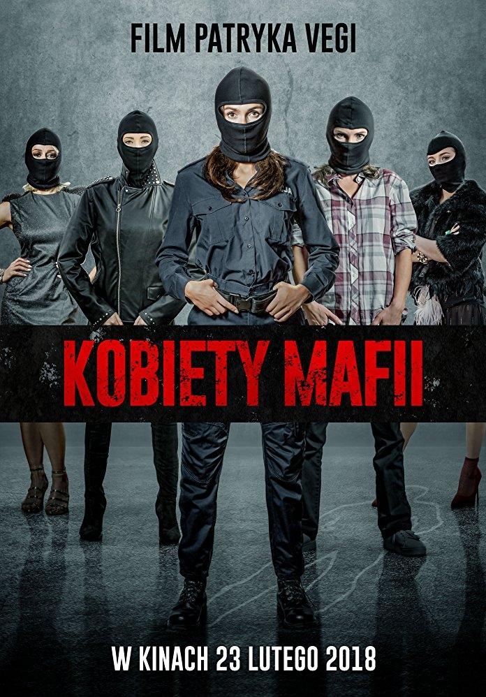 Women of Mafia poster, copyright in handen van productiestudio en/of distributeur