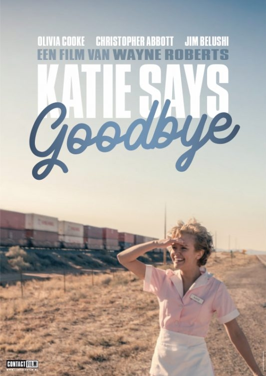 Katie Says Goodbye poster © 2017 Contact Film
