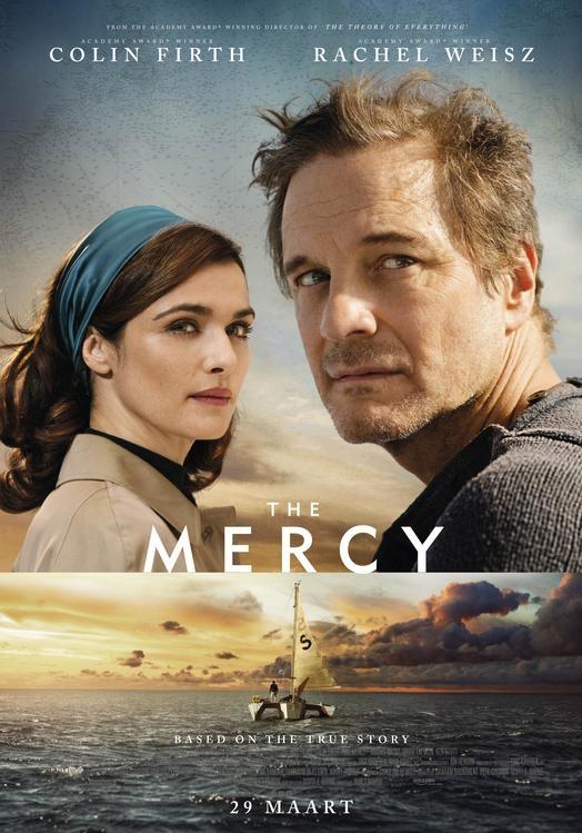 The Mercy poster, © 2017 Splendid Film