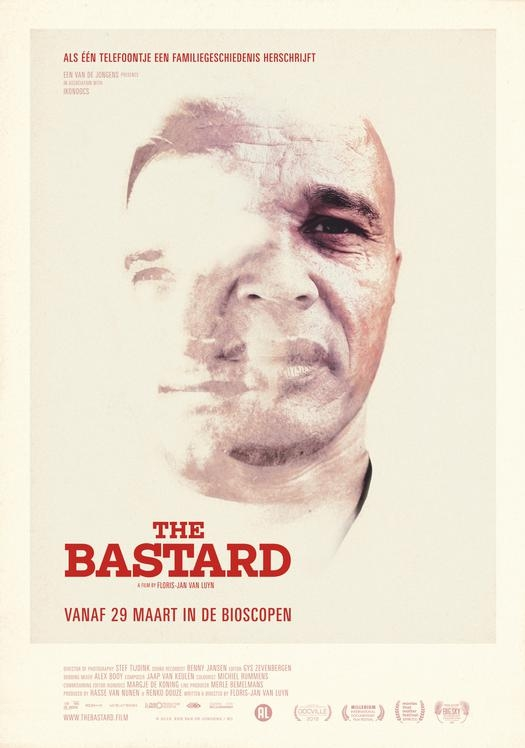 The Bastard poster, © 2018 Cinema Delicatessen