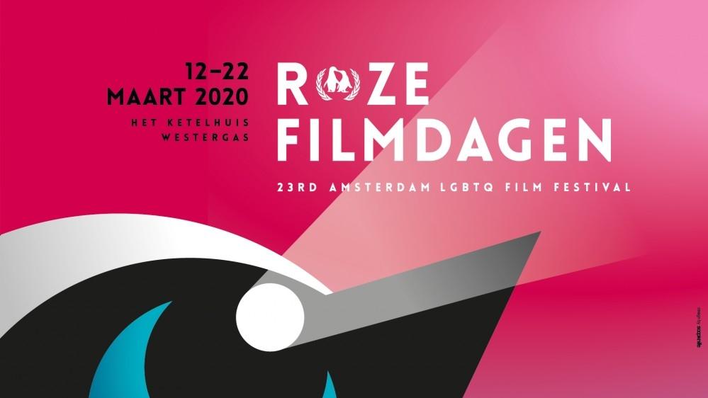 Roze Filmdagen poster, copyright in handen van productiestudio en/of distributeur