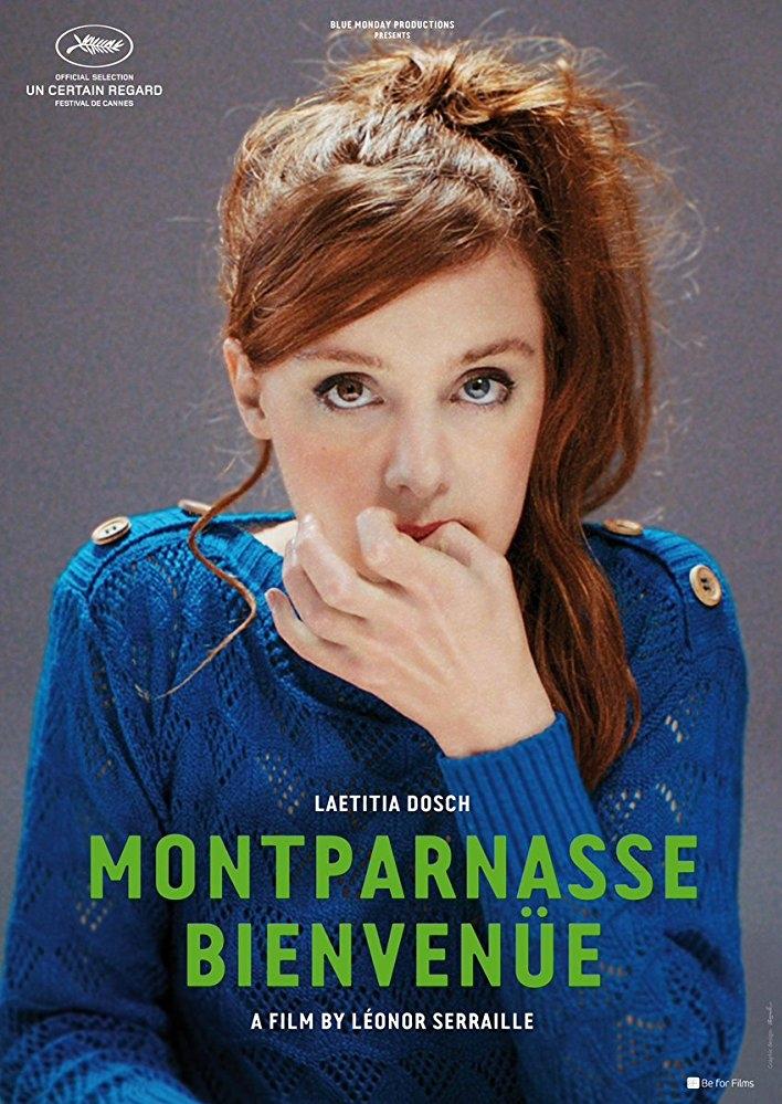 Montparnasse Bienvenue poster, copyright in handen van productiestudio en/of distributeur