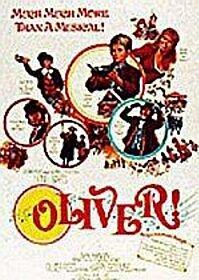 Poster 'Oliver!' (c) 1968