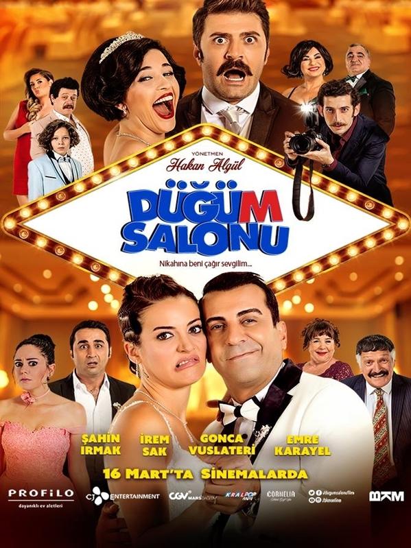 Dügüm Salonu poster, copyright in handen van productiestudio en/of distributeur