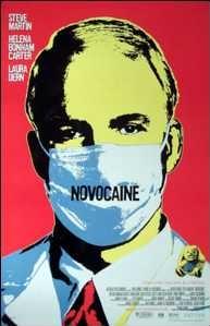 poster 'Novocaine' © 2001