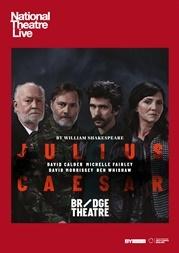 NT Live: Julius Caesar poster, copyright in handen van productiestudio en/of distributeur