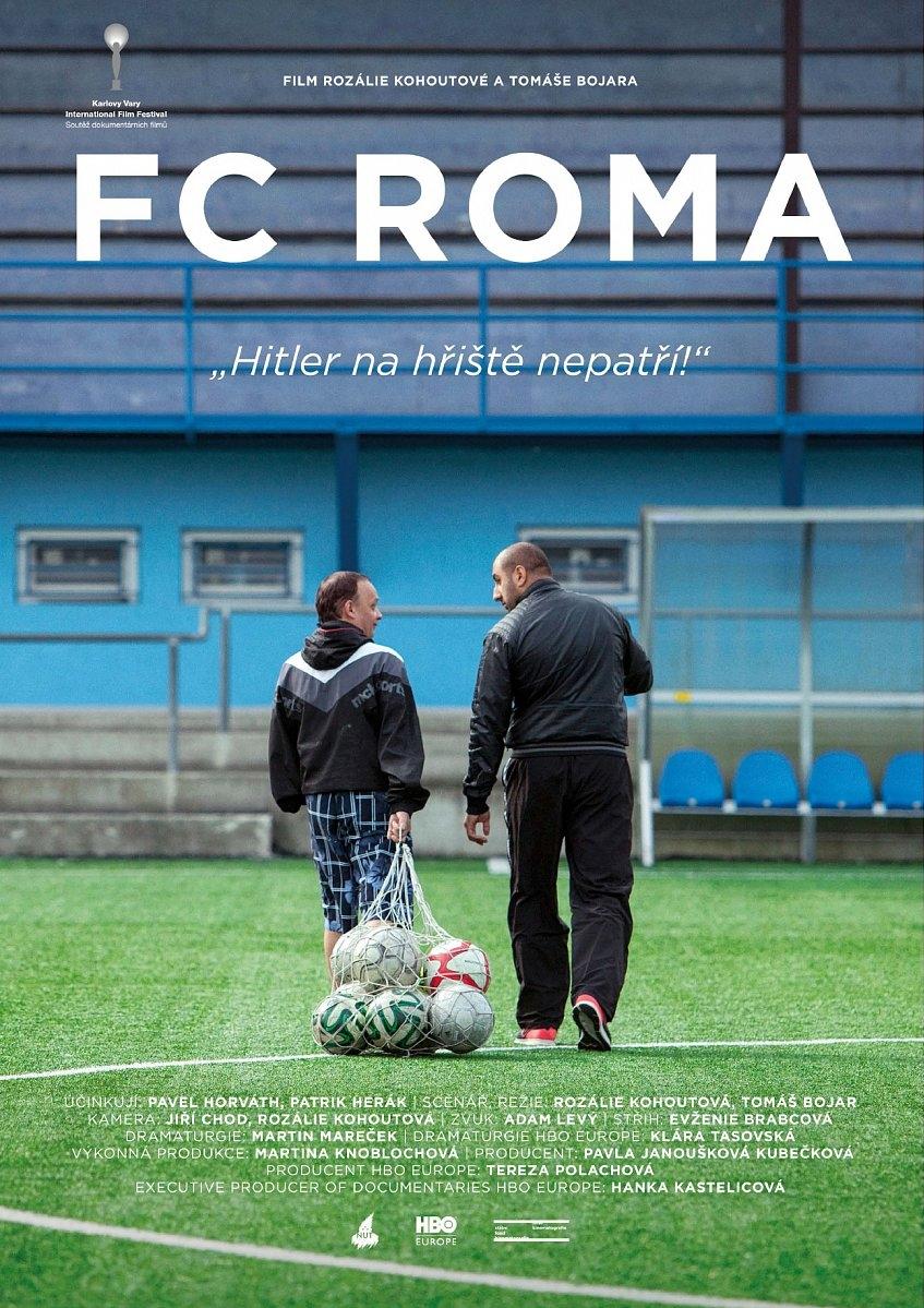 FC Roma poster, copyright in handen van productiestudio en/of distributeur