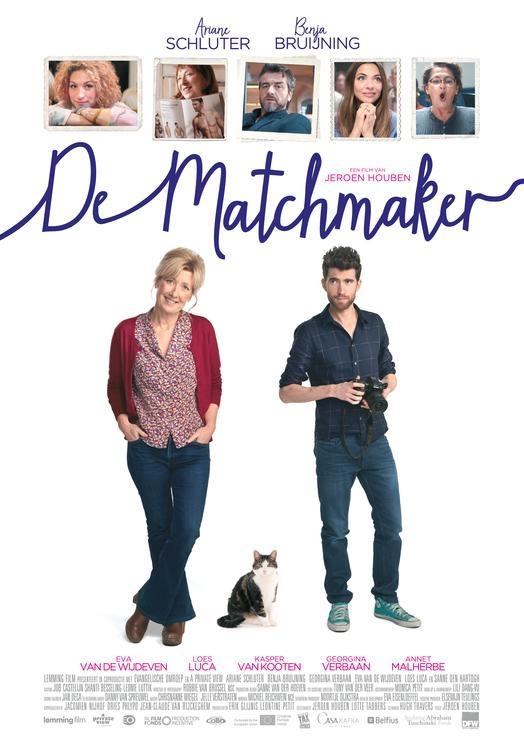 De Matchmaker poster, © 2018 Dutch FilmWorks