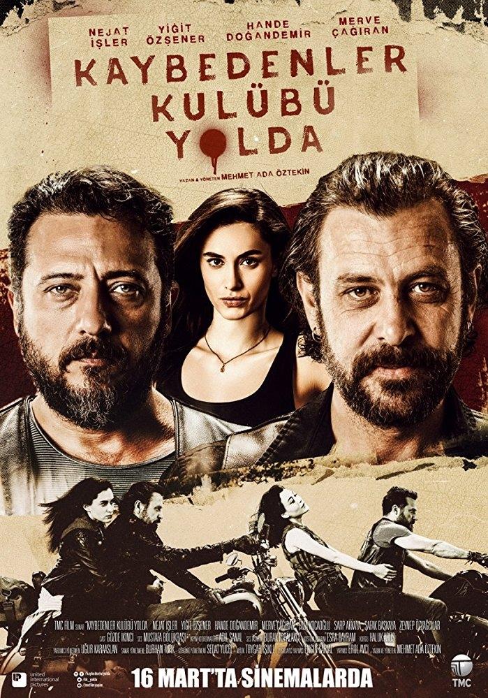 Kaybedenler Kulübü Yolda poster, copyright in handen van productiestudio en/of distributeur