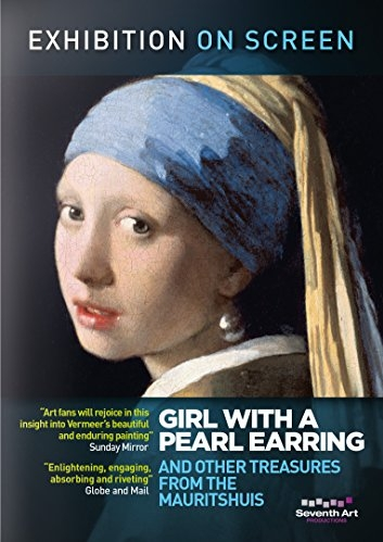 Girl with a Pearl Earring: And Other Treasures from the Mauritshuis poster, copyright in handen van productiestudio en/of distributeur