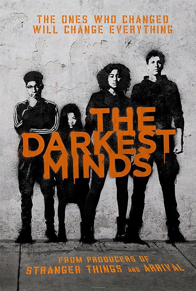 The Darkest Minds poster, © 2018 20th Century Fox